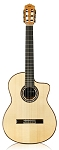 CORDOBA GK Pro. Solid European Spruce top and Solid Spanish cypress back and sides
