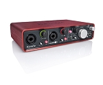 FOCUSRITE Scarlett 2i4 2 in, 4 out USB 2.0 audio interface