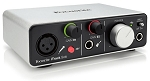 FOCUSRITE iTrack Solo iOS Compatible Audio Interface