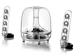 HARMON/KARDON SoundSticks Wireless Bluetooth Enabled 2.1 Speaker System