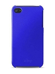 iFROGZ Luxe Lean BLUE case for iPhone 4 & 4S