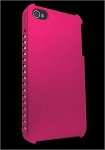 iFROGZ Luxe Lean PINK case for iPhone 4 & 4S
