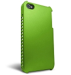 iFROGZ Luxe Lean GREEN case for iPhone 4 & 4S