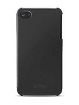 iFROGZ Luxe Lean BLACK case for iPhone 4 & 4S