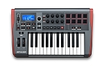 NOVATION Impulse25 Precision Keyboard With Instant Mapping • 25 keys.
