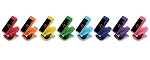 KORG Pitchclip PC-01 Chromatic Guitar Tuner Limited Edition Colours!