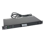 Lowell ACR-1506-LTS 15A 6-Outlet Rackmount Power Panel With Lights