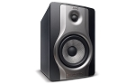 M-AUDIO BX6 Carbon Compact Studio Monitor for Music Production and Mixing