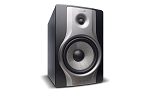 M-AUDIO BX8 Carbon Studio Monitor for Music Production and Mixing