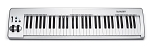 M-AUDIO Keystation 61es - 61-Key Semi-Weighted USB MIDI Controller