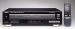 TEAC PD-D2610MK2 5-Disc Carousel CD Changer