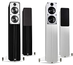 Q ACOUSTICS Concept 40 Hi-Fi floor-standing speakers (one pair)
