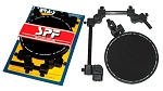 SABRA-SOM SPF articulated pop-filter BRAND NEW!