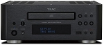 TEAC CD-H750 CD Player with Apple Device Connectivity BLACK