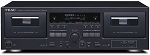 TEAC W-890R-B MKII Dual Cassette Player/Recorder