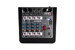 Allen & Heath ZED6 2 Channel Stereo Mixer