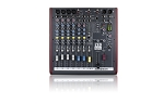 ALLEN & HEATH  ZED60-10FX 4 Mono 2 Stereo channel Mixer with USB in/out and effects