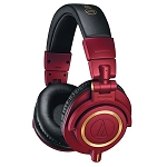 AUDIO_TECHNICA ATH-M50xRD professional studio monitor headphones ( red colour )