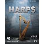 GARRITAN Garritan Harps Sound Library (boxed version)
