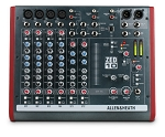 ALLEN & HEATH ZED-10,  4 Mono 2 Stereo channel Mixer with USB in/out