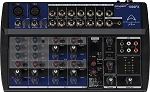 WHARFEDALE PRO Connect 1002FX Compact professional 10 channel mixer