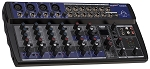 WHARFEDALE PRO Connect 1202FX Compact professional 12 channel mixer