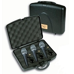 WHARFEDALE PRO DM 2.0_3-pack Dynamic Microphones