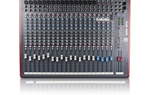 ALLEN & HEATH ZED-24 (top view)