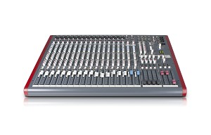 ALLEN & HEATH ZED-420 (front angle view)