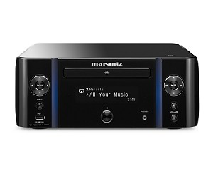 MARANTZ M-CR611 Network CD Receiver (front view)