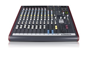 ALLEN & HEATH  ZED60-14FX 8 Mono 2 Stereo channel Mixer with USB in/out