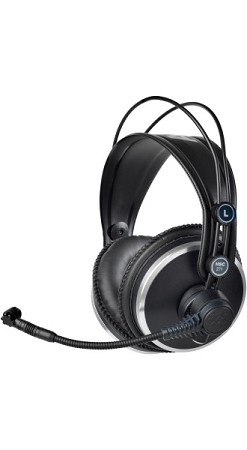 AKG HSC 271 Professional Headset (Side view)