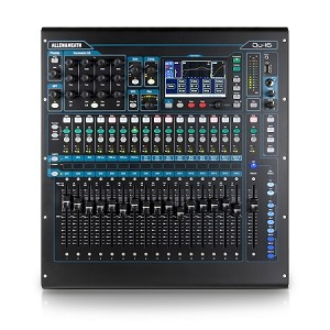 ALLEN & HEATH QU-16 Digital rackmountable digital mixer