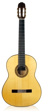 CORDOBA Reyes Classical guitar (Front view)