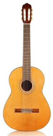 CORDOBA Rodriguez Classical Guitar (Front view)
