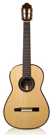 CORDOBA Torres Classical Guitar (Front view)
