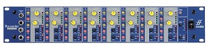 FOCUSRITE ISA 828 Classic Eight-Channel ISA Series Preamplifier