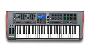 NOVATION Impulse49 Precision Keyboard With Instant Mapping • 49 keys