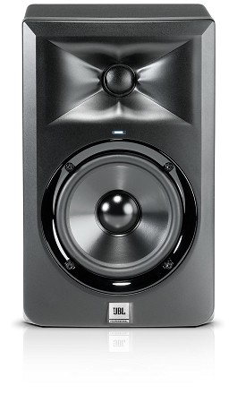 JBL LSR305 (front view)