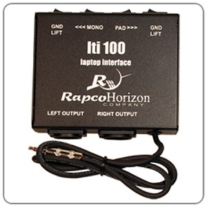 RAPCO LTI-100 Laptop interface device BRAND NEW IN BOX