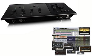 AVID Pro Tools MP + Fast Track C600 - High-Performance 6x8 Pro Tools MP Studio Bundle